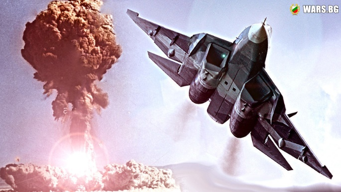 Американски военен анализатор: изтребителят Су-57 е потенциален носител на ядрени оръжия