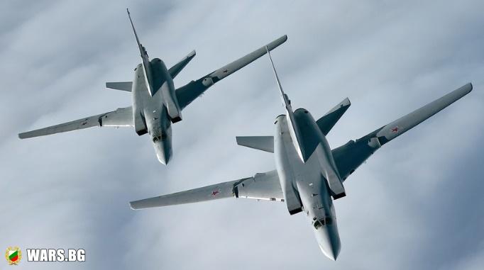 "Бомбардировачът Ту-22M3 ще носи четири хиперзвукови ракети ""Кинжал"""