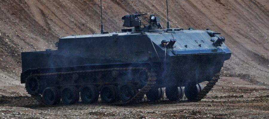 Руските десантни войски с нова бойна играчка