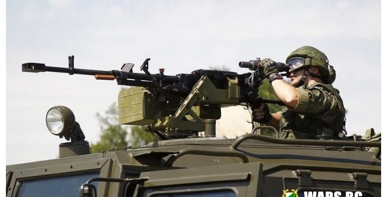 "На какво е способна тежката картечница ""Корд""+ВИДЕО"