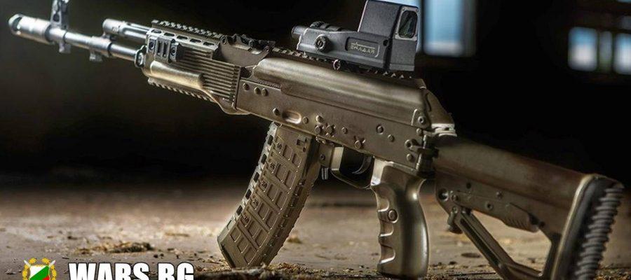 """""""Калашников"""" започна да доставя AK-12 на руската армия"""