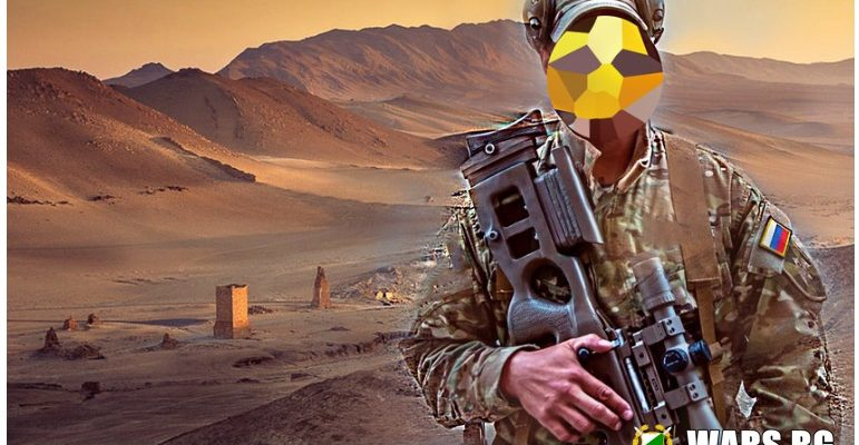 "Как руски снайперист с прякор ""Дядо"" обезврежда танк и група от 40 терористи"