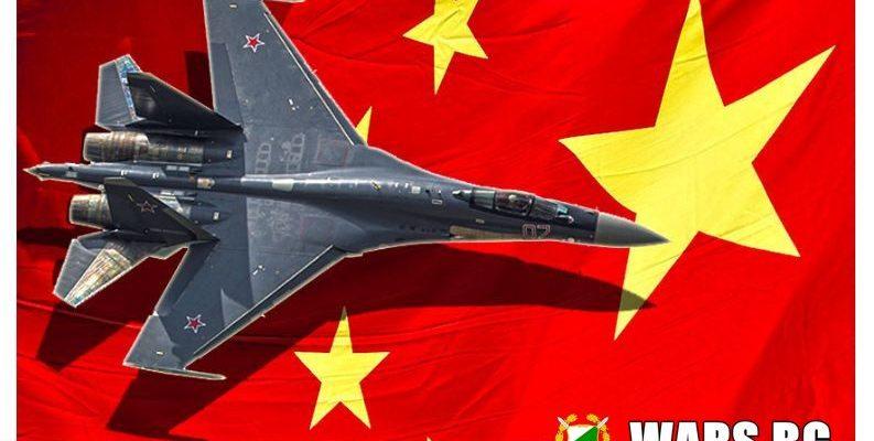 """Китайски пилоти за Су-35: Това е най-добрият самолет и """"царят на небесните висини"""""""