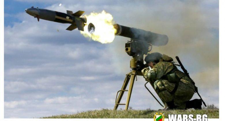 """Руснаците разработиха специална версия на """"Корнет"""" за Въздушно-десантните войски"""