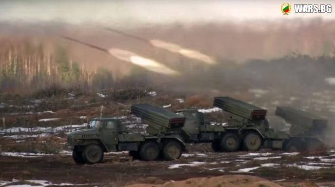 """С руснаците шега не бива: как действат високоточните снаряди с лазерно насочване """"Краснопол"""""""