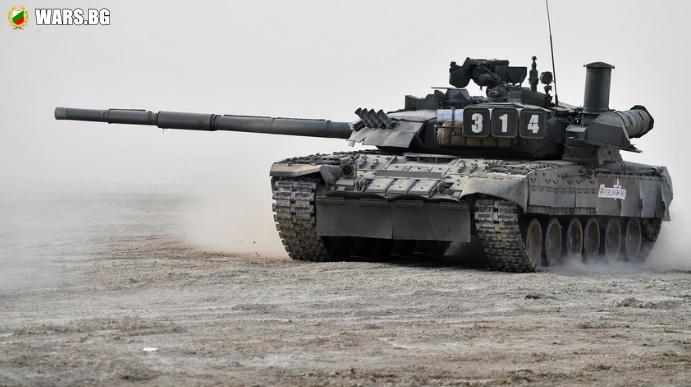 Реактивният танк на руската армия: какъв е Т-80 след модернизацията?