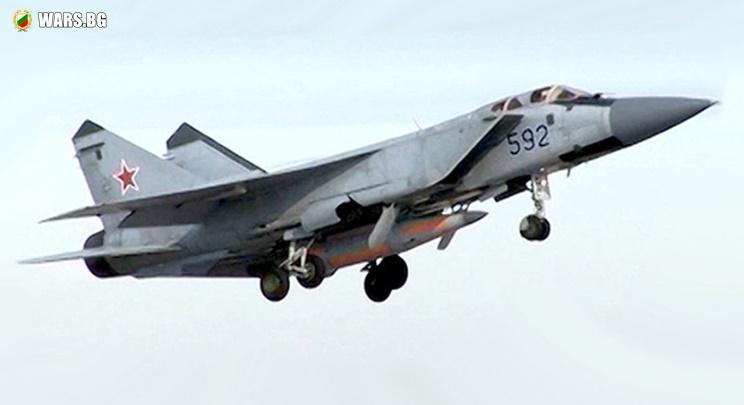 """Стратегическото командване на САЩ: Вярваме на Путин за хиперзвуковите ракети """"Кинжал"""""""