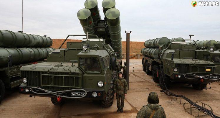 ВИДЕО: Всички сили на руската ПВО на едно място