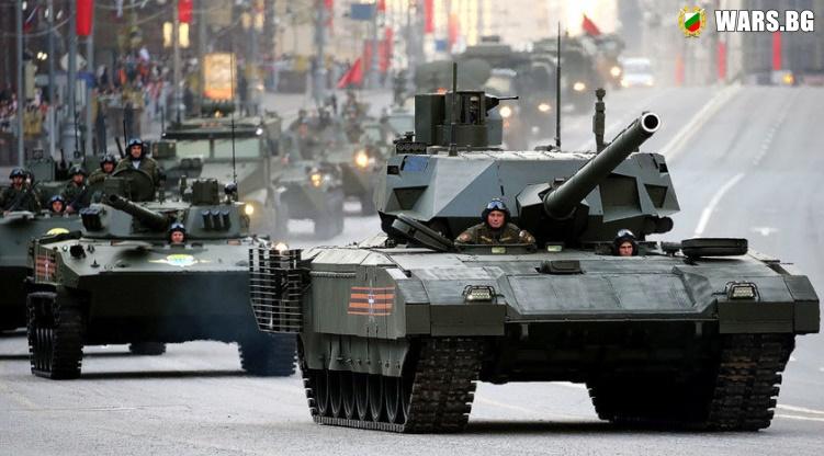 """Американски медии описаха хипотетичен сблъсък между """"Армата"""" и новия Abrams"""