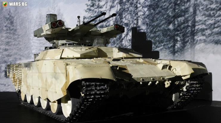 """Американски медии: """"Терминаторите"""" са сред най-интересните бойни машини в света"""