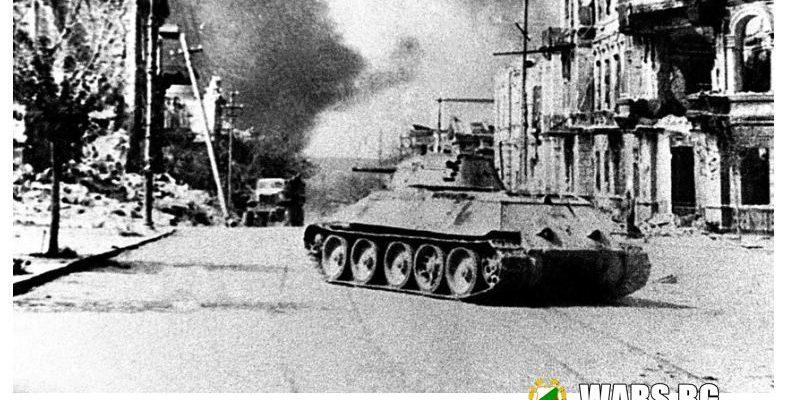 Как жените в съветските танкове газеха мъже