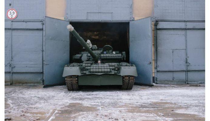 Руски мегазаводи: как се правят танкове Т-80 за Арктика