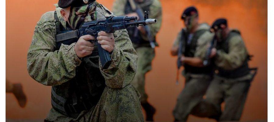 Защо морската пехота на Русия е най-добрата