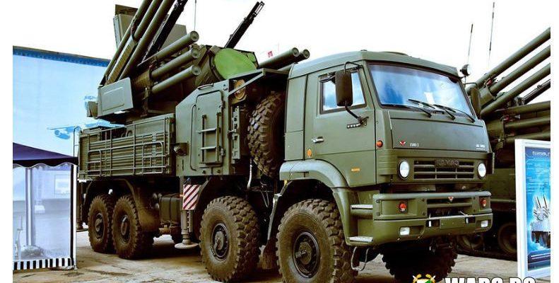 """Твърдо решена да сформира модерна ПВО: Република Бурунди купува системи 96K6 """"Панцир-С1"""""""