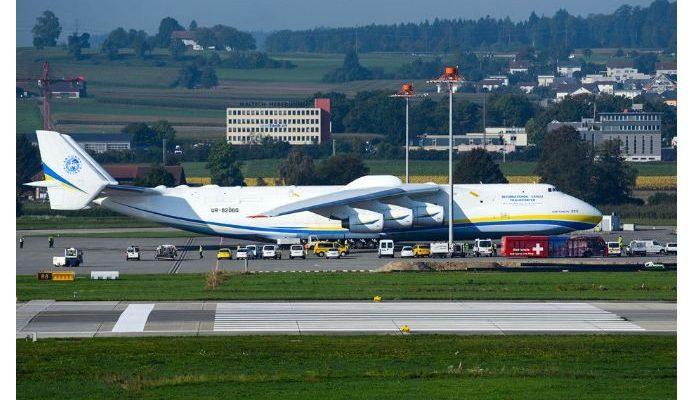 Последният мохикан: единственият оцелял представител на най-големия товарен самолет в света