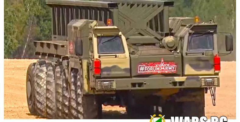 """Излязоха първи впечатления за новия КамАЗ-7850 който ще носи """"Ярс"""""""
