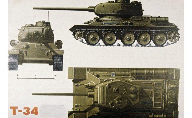 Танкът, който разби армията на райха и предреши края на войната