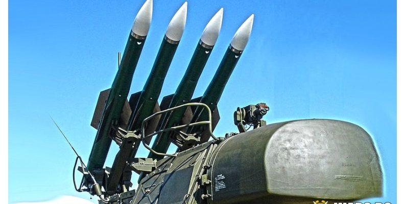 """Украинци се хвалят, че са разработили собствена ракета за съветско-руската система ПВО """"Бук"""""""