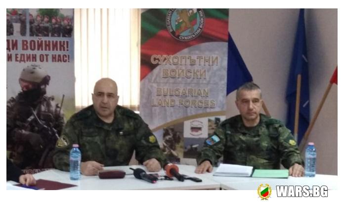 Информационна борса набира войници за армията