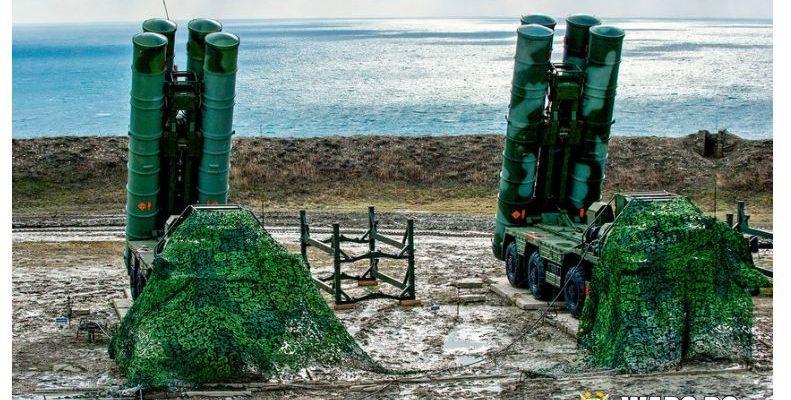 """Какво знаем за новата руска система за ПВО С-500 """"Прометей""""?"""
