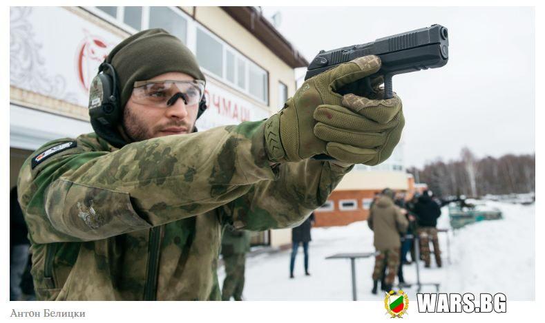 """5 факта, станали известни след теста на новия руски пистолет """"Удав"""" с мощен калибър 9х21 мм"""