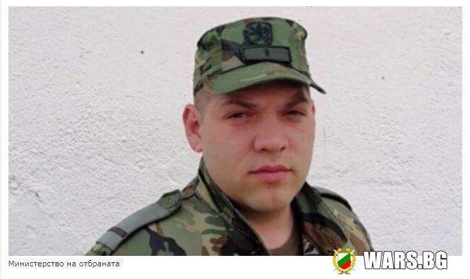 Военният, спасил дете от удавяне край Карлово: Справих се, защото съм посещавал курс във ВМА в София