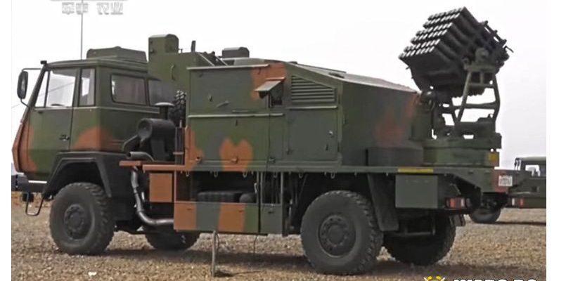 Китайците показаха своята система за маскировка на бойното поле – но тя отстъпва на руския аналог