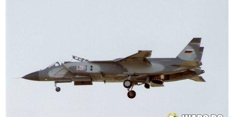 Забравена технология: Как лети Як-141, руският съперник на британския Harrier