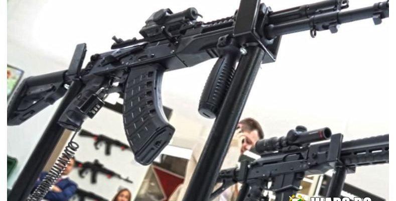 Русия доставя на Индия десетки хиляди автомати АК-203