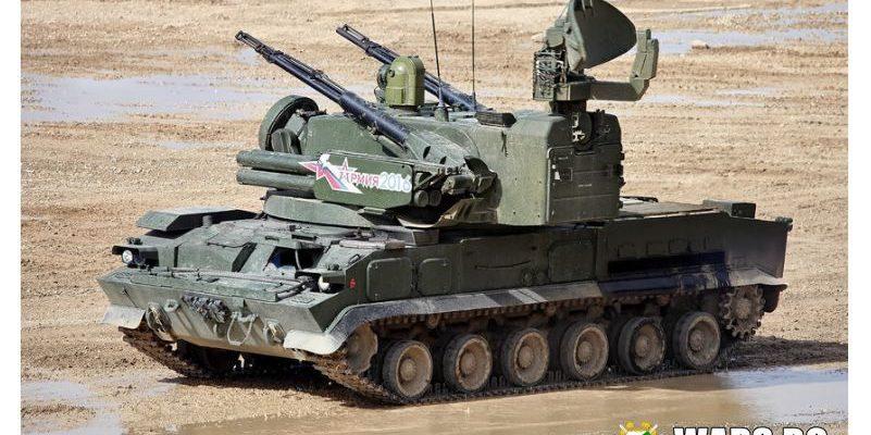 """ВИДЕО: ПВО системите """"Оса"""" и """"Тунгуска"""" поразиха над 30 въздушни цели и отблъснаха морски десант"""
