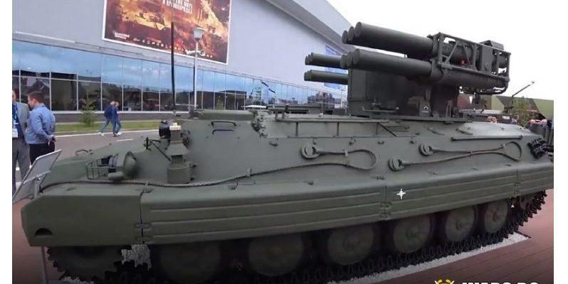 """Най-новият ЗРК """"Сосна"""" мина успешни изпитания"""