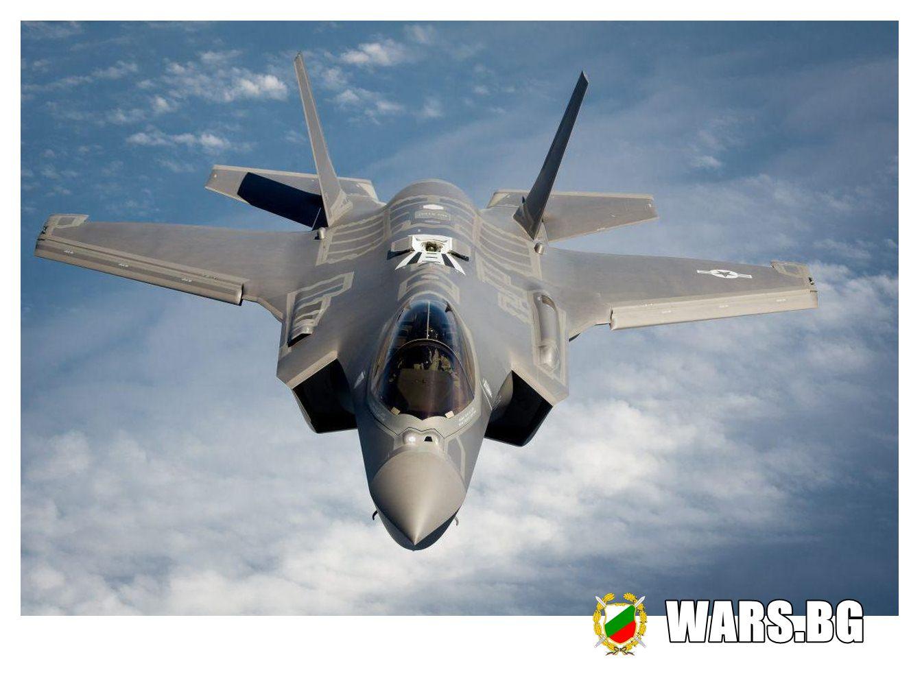 Русия може да унищожи F-35 с помощта на Турция