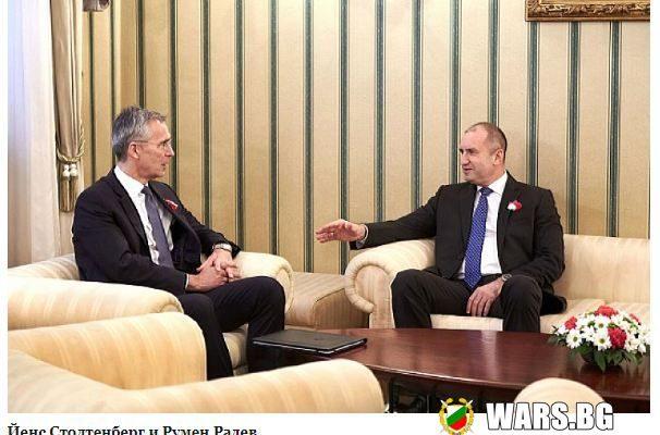 Президентът: Да се ползва опита на НАТО при провеждане на конкурси за оборудване
