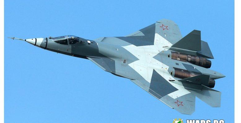 """Руският изтребител Су-57 ще получи най-новите ракети """"въздух-въздух"""" с малък обсег на действие"""