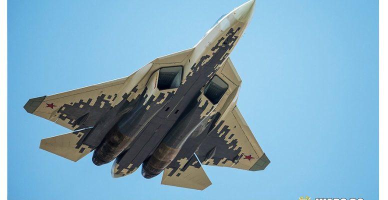 Що за нова система бе заснета на руския изтребител пето поколение Су-57?
