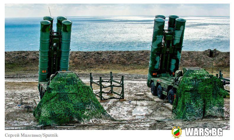 """Разработката на ЗРК С-500 """"Прометей"""" е към края си"""