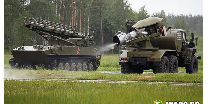 "ВИДЕО: ""Луда машина"" на руските войски за РХБЗ шокира американските медии"