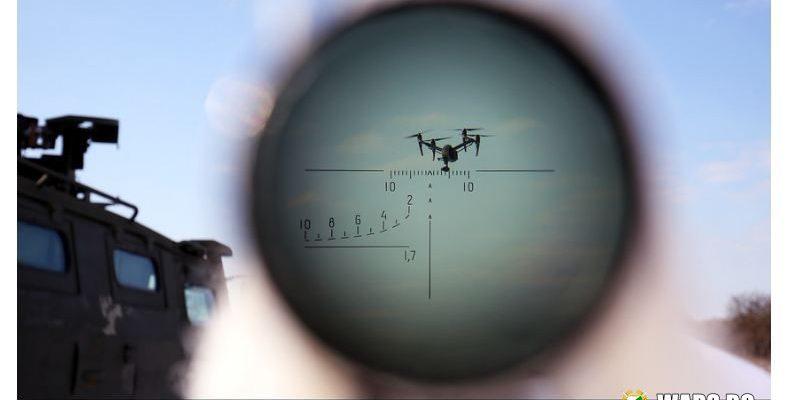 ВИДЕО: Руските войски със специално предназначение тестваха нова система против дронове