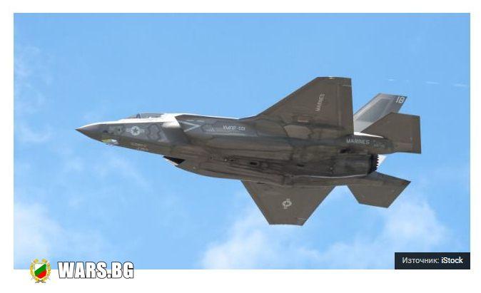 Гледна Точка! Ф-35 опасни за екипажа