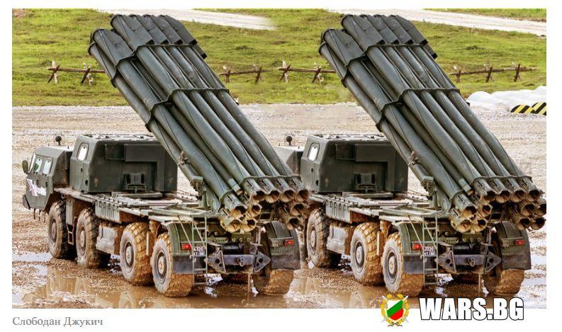"""Руският военнопромишлен комплекс ще превърне всичките си снаряди в """"умни"""" оръжия"""