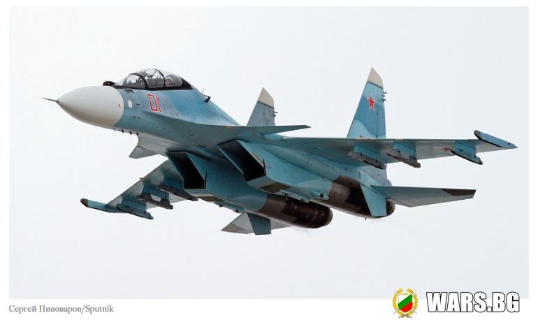 Модернизираната версия на изтребителя Су-30СМ ще е с двигател на МиГ?
