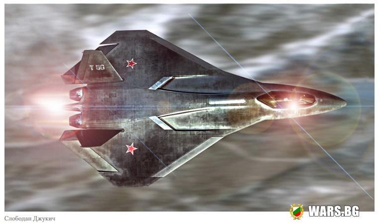 Започнаха тестовете на революционната комуникационна система С-111 на изтребителя Су-57
