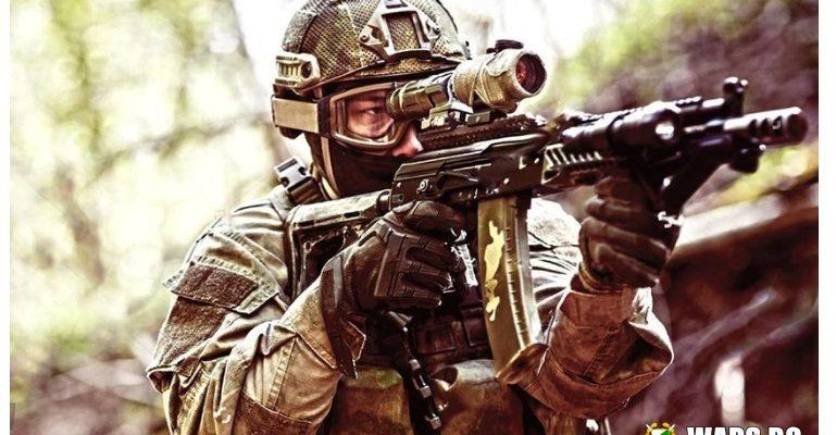 Нов руски екзоскелет позволява на войника да използва картечница, стреляйки само с една ръка