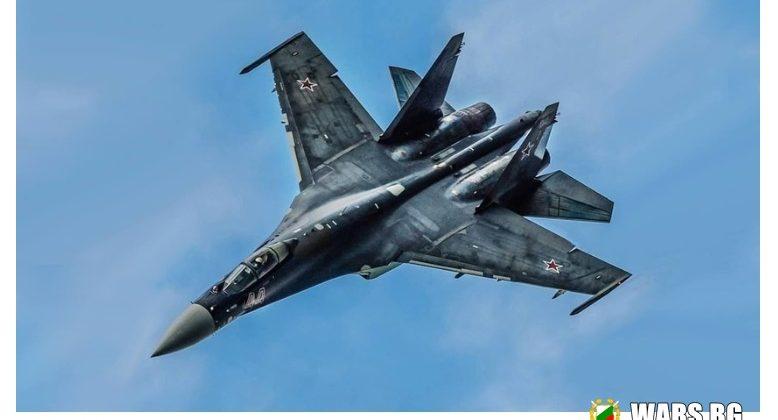 """Руски пилоти за изтребителя Су-35: Американските """"тревоги"""" са реални и оправдани"""