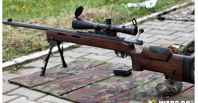 Тиха и смъртоносна: Aмериканците хвалят снайперската пушка МЦ-116