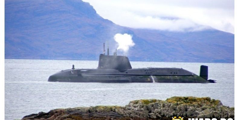 """Моряците от Тихоокеанския флот спасиха екипаж на """"потънала"""" китайска подводница"""