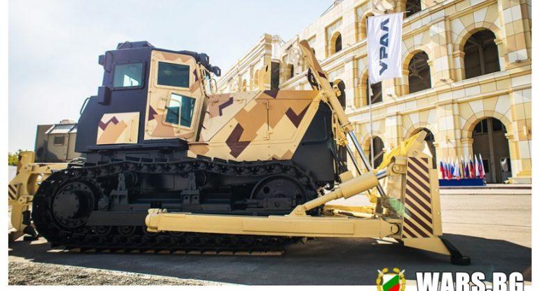"""Конструкторът на танка Т-14 """"Армата"""" ще прави тежка техника за обновяването на Сирия"""