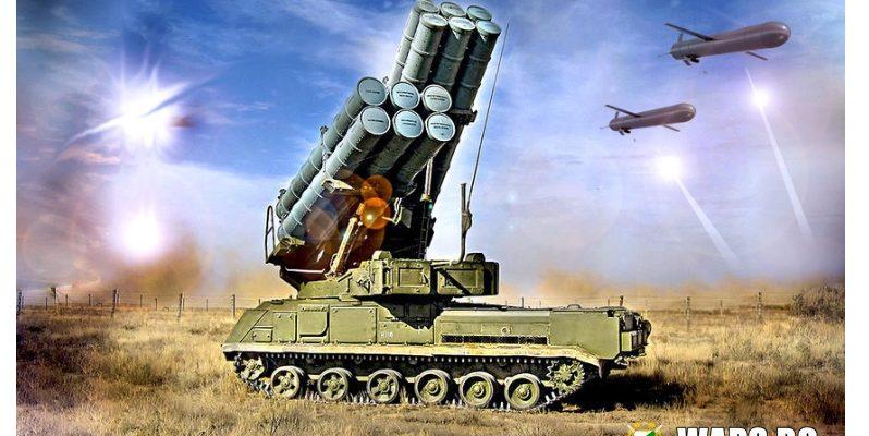 """Руската армия с най-добрите ПВО системи: приключи работата по новата """"Бук-M3"""""""