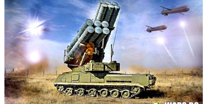 """Руската армия вдига своята ПВО на най-високо ниво: приключва преработката на ракетите за """"Бук-М3"""""""