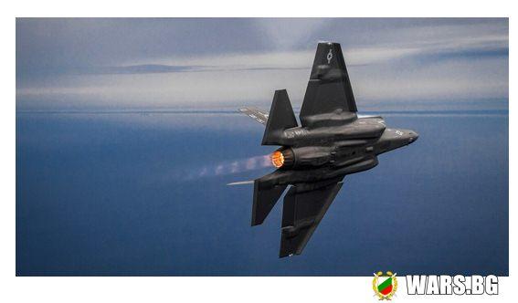 Полша ще купи повече от 30 изтребители F-35 от САЩ